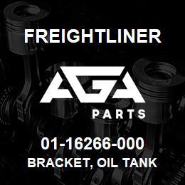 01-16266-000 Freightliner BRACKET, OIL TANK | AGA Parts