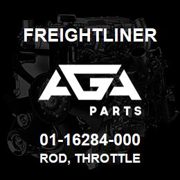 01-16284-000 Freightliner ROD, THROTTLE | AGA Parts