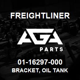 01-16297-000 Freightliner BRACKET, OIL TANK | AGA Parts