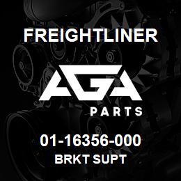 01-16356-000 Freightliner BRKT SUPT | AGA Parts