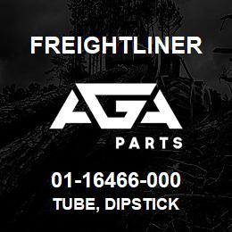 01-16466-000 Freightliner TUBE, DIPSTICK | AGA Parts