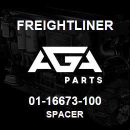 01-16673-100 Freightliner SPACER | AGA Parts