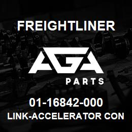 01-16842-000 Freightliner LINK-ACCELERATOR CONTR | AGA Parts