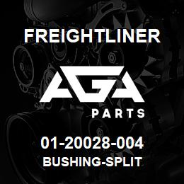 01-20028-004 Freightliner BUSHING-SPLIT | AGA Parts
