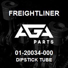 01-20034-000 Freightliner DIPSTICK TUBE | AGA Parts