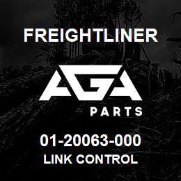 01-20063-000 Freightliner LINK CONTROL | AGA Parts