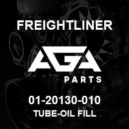 01-20130-010 Freightliner TUBE-OIL FILL | AGA Parts