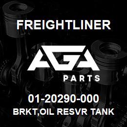 01-20290-000 Freightliner BRKT,OIL RESVR TANK | AGA Parts