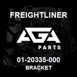 01-20335-000 Freightliner BRACKET | AGA Parts
