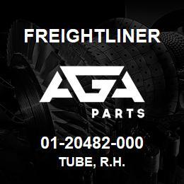 01-20482-000 Freightliner TUBE, R.H. | AGA Parts
