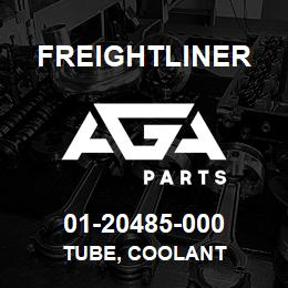01-20485-000 Freightliner TUBE, COOLANT | AGA Parts