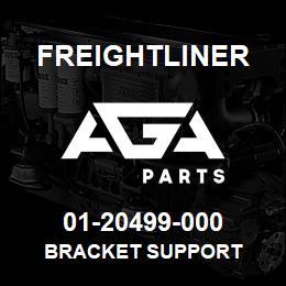 01-20499-000 Freightliner BRACKET SUPPORT | AGA Parts