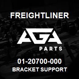 01-20700-000 Freightliner BRACKET SUPPORT | AGA Parts
