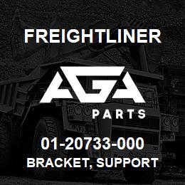01-20733-000 Freightliner BRACKET, SUPPORT | AGA Parts