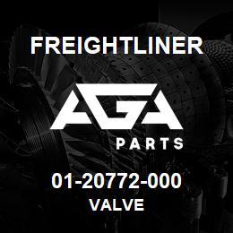 01-20772-000 Freightliner VALVE | AGA Parts