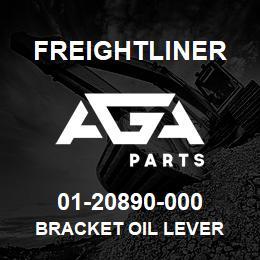 01-20890-000 Freightliner BRACKET OIL LEVER | AGA Parts