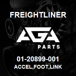 01-20899-001 Freightliner ACCEL,FOOT,LINK | AGA Parts