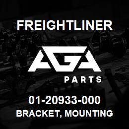 01-20933-000 Freightliner BRACKET, MOUNTING | AGA Parts