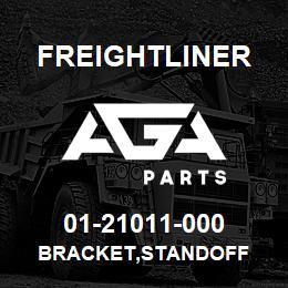 01-21011-000 Freightliner BRACKET,STANDOFF | AGA Parts