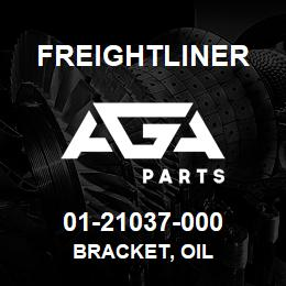 01-21037-000 Freightliner BRACKET, OIL | AGA Parts