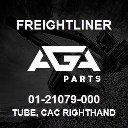 01-21079-000 Freightliner TUBE, CAC RIGHTHAND | AGA Parts