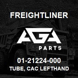 01-21224-000 Freightliner TUBE, CAC LEFTHAND | AGA Parts