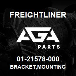 01-21578-000 Freightliner BRACKET,MOUNTING | AGA Parts