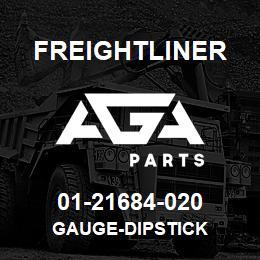 01-21684-020 Freightliner GAUGE-DIPSTICK | AGA Parts