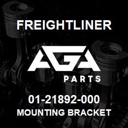 01-21892-000 Freightliner MOUNTING BRACKET | AGA Parts