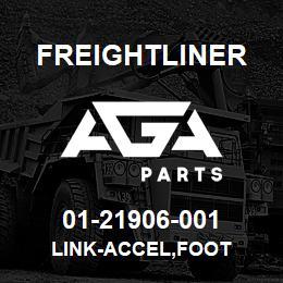 01-21906-001 Freightliner LINK-ACCEL,FOOT | AGA Parts
