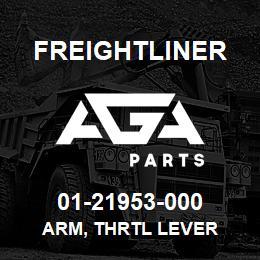 01-21953-000 Freightliner ARM, THRTL LEVER | AGA Parts
