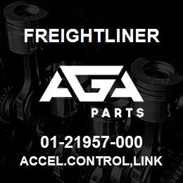 01-21957-000 Freightliner ACCEL.CONTROL,LINK | AGA Parts