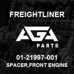 01-21997-001 Freightliner SPACER,FRONT ENGINE | AGA Parts
