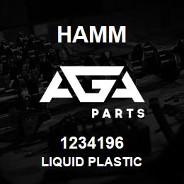 1234196 Hamm LIQUID PLASTIC | AGA Parts