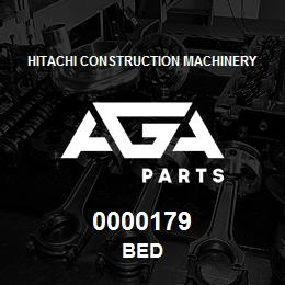 0000179 Hitachi BED | AGA Parts