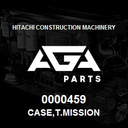 0000459 Hitachi CASE,T.MISSION | AGA Parts