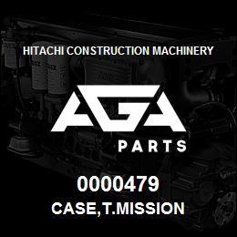 0000479 Hitachi CASE,T.MISSION | AGA Parts