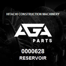 0000628 Hitachi RESERVOIR | AGA Parts
