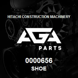 0000656 Hitachi SHOE | AGA Parts