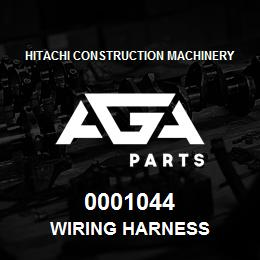 0001044 Hitachi WIRING HARNESS | AGA Parts