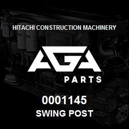 0001145 Hitachi SWING POST | AGA Parts