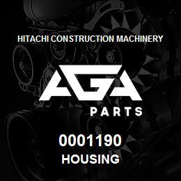 0001190 Hitachi Housing | AGA Parts
