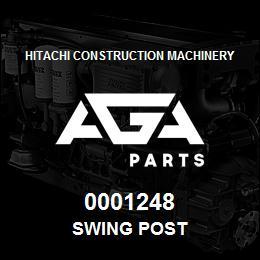 0001248 Hitachi SWING POST | AGA Parts