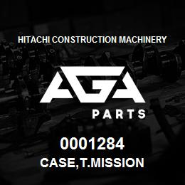 0001284 Hitachi CASE,T.MISSION | AGA Parts
