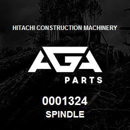 0001324 Hitachi SPINDLE | AGA Parts