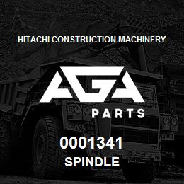 0001341 Hitachi SPINDLE | AGA Parts