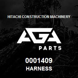 0001409 Hitachi HARNESS | AGA Parts