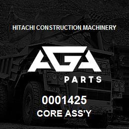 0001425 Hitachi CORE ASS'Y | AGA Parts