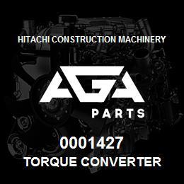 0001427 Hitachi TORQUE CONVERTER | AGA Parts