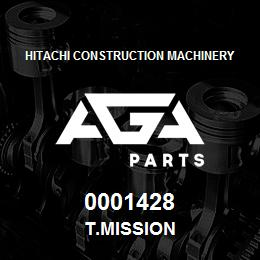 0001428 Hitachi T.MISSION | AGA Parts
